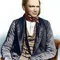 Charles Darwin, British Naturalist by Sheila Terry