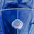 Chevrolet Corvette Emblem by Jill Reger