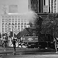 Chicago Marathon by D Plinth