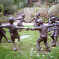 Children Dancing by Laura Folk
