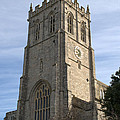 Christchurch Priory Bell Tower by Chris Day