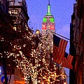 Christmas In New York by Mark Gilman