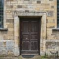 Church Doors by David Arment