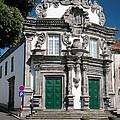 Church by Gaspar Avila