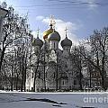 Churches Russia by Yury Bashkin
