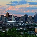 Cincinnati by Wesley West