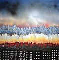 City Never Sleeps by Robert Handler