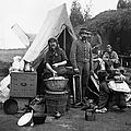 Civil War: Camp Life, 1861 by Granger