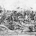 Civil War: Cavalry Charge by Granger