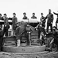 Civil War: Officers, 1865 by Granger