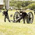 Civil War Reenactment by Alexis McAfee