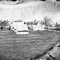 Civil War: Union Camp, 1863 by Granger