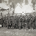 Civil War: Union Troops by Granger
