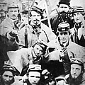 Civil War Volunteers 1861 by Granger