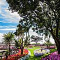 Clacton Pleasure Garden by Dawn OConnor