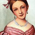 Clara Schumann (1819-1896) by Granger