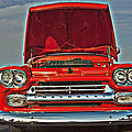 Classic Chevy by Darleen Stry