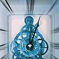 Clock Mechanism by Victor De Schwanberg