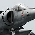 Close-up View Of An Av-8b Harrier II by Stocktrek Images