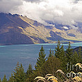 Clouds Over The Mountains by Carole Lloyd