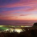 Coastal Sunset by Heidi Smith