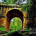 Colonial Era Bridge by Blair Stuart