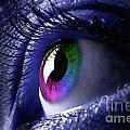Colorful Eye by Oleksiy Maksymenko