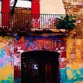 Colors Of Oaxaca by Terry Fiala