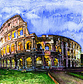 Colosseum by John D Benson