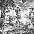 Columbus: Jamaica, 1504 by Granger