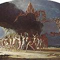 Come Unto These Yellow Sands by Richard Dadd