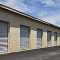 Commercial Storage Facility by Paul Edmondson