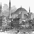 Constantinople: St. Sophia by Granger