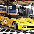Corvette Racing C5r by Kornel J Werner