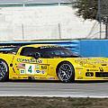 Corvette Racing C6r by Kornel J Werner