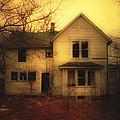 Creepy Abandoned House by Jill Battaglia