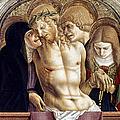 Crivelli: Pieta by Granger