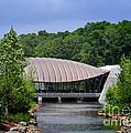 Crystal Bridges Museum by Nava Thompson