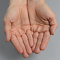 Cupped Hands by Photo Researchers, Inc.