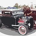 Custom Ford Coupe by Steve McKinzie