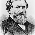 Cyrus Mccormick, American Inventor by Photo Researchers