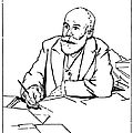 Daniel De Leon (1852-1914) by Granger