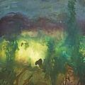Darkness by Pauli Hyvonen