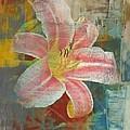Day Lily by Irina Hays