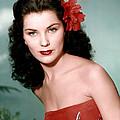 Debra Paget, Ca. 1950s by Everett