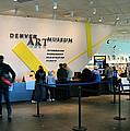 Denver Art Museum 2010 by Glenn Bautista