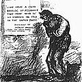 Depression Cartoon, 1932 by Granger