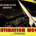 Destination Moon, 1950 by Everett