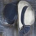 Deux Chapeaux by Ron Jones