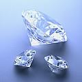 Diamonds by Lawrence Lawry